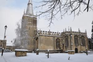 Snowy St. Andrew's